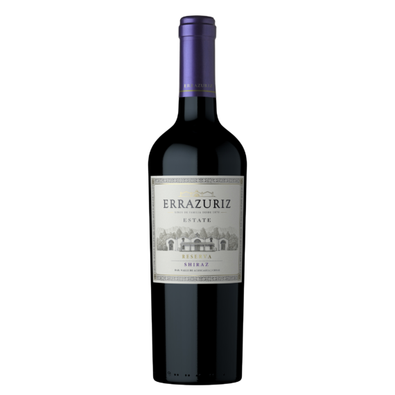 Errazuriz Estate Shiraz 2017
