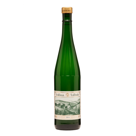 Schloss Vollrads 800 years of selling wine Riesling 2011 0,75l